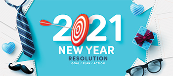2021 New Year's Resolutions For Your Small Business